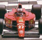 Nigel Mansell, Ferrari F1 89, 1989 French GP