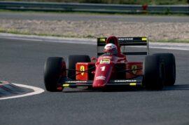 Alain Prost, Ferrari 641 (1990)