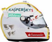 Sebastian Vettel helmet 2016