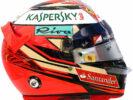 2017 Kimi Raikkonen helmet