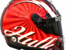 2017 Nico Hulkenberg helmet