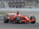 Kimi Raikkonen, Ferrari F2008, 2008 Canadian GP