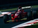 Gerhard Berger, Ferrari 412T2 V12, 1994 Italian Grand Prix