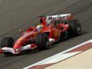 Felipe Massa, Ferrari F2006, 2006 Bahrain GP