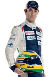 Bruno Senna information & statistics