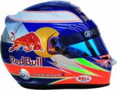 Daniel Ricciardo helmet 2013