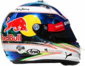 Daniel Riccirado helmet 2016