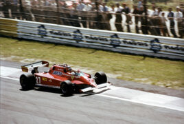 Ferrari's Road to 1000 - French GP 1979