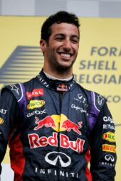 Daniel Ricciardo information & statistics