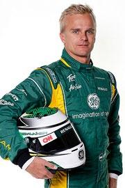 Heikki Kovalainen information & statistics