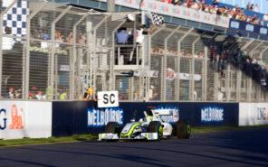 Results 2009 Formula 1 Grand Prix of Australia