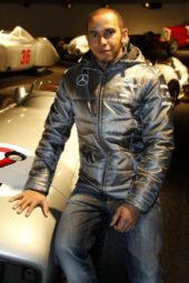 Lewis Hamilton information & statistics
