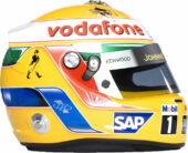 Lewis Hamilton helmet 2009