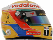Lewis Hamilton helmet 2011