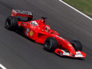 Michael Schumacher, Ferrari F2001, 2001 Spanish GP
