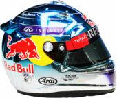 Sebastian Vettel helmet 2014