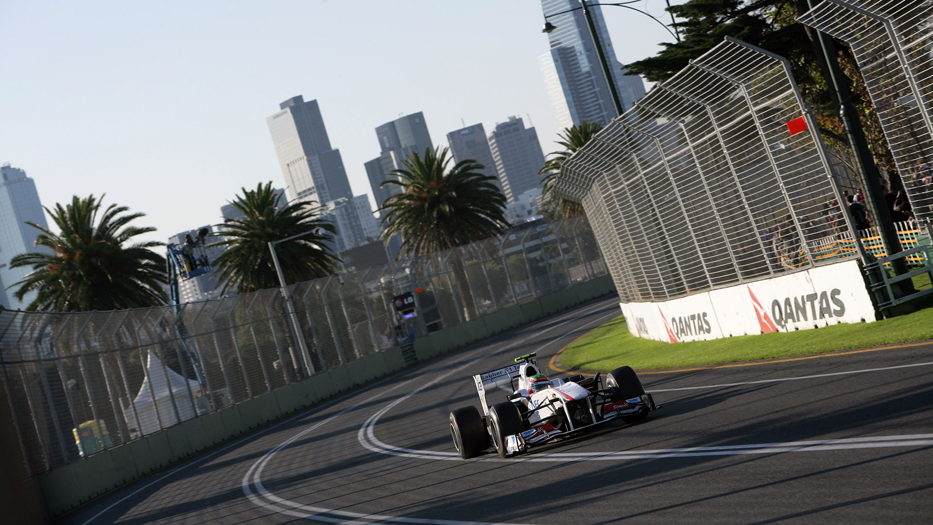 Results 2011 Formula 1 Grand Prix of Australia