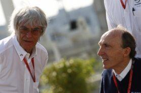 Ecclestone seeks buyer for Williams