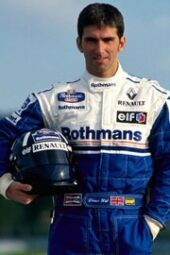 Damon Hill information & statistics