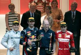 Results 2012 Formula 1 Grand Prix of Monaco