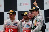 2012 Chinese Grand Prix: F1 Race Results, Winner & Podium