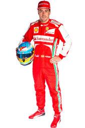 Fernando Alonso information & statistics
