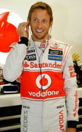 Jenson Button information & statistics