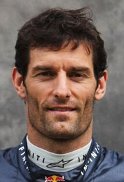 Mark Webber information & statistics