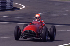 Ferrari's Road To 1000 - Monaco 1950