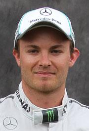Nico Rosberg information & statistics