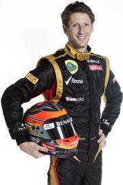 Romain Grosjean information & statistics
