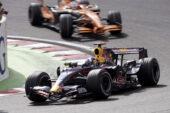 David Coulthard, Red Bull RB3, 2007 Belgian GP