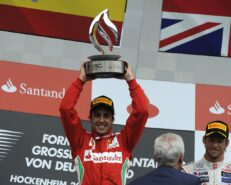 2012 German Grand Prix: F1 Race Results, Winner & Podium