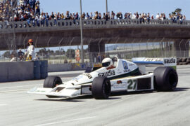Alan Jones may quit as 'disillusioned' F1 steward