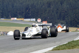 WilliamsF1's TOP 10 by Jonathan Williams - No. 3