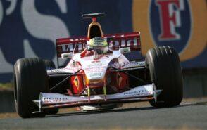 Ralf Schumacher, Williams FW21 Renault, 1999 Japanese GP