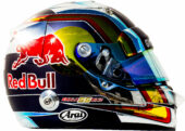 2016 Carlos Sainz helmet