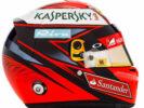 2016 Kimi Raikkonen helmet