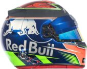 2018 helmet- Brendon Hartley