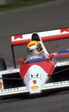 Ayrton Senna, McLaren MP4-5 Honda (1990)
