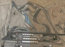 Sakhir Grand Prix circuit