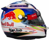 Daniel Ricciardo helmet 2015