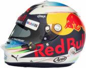 Daniel Ricciardo helmet 2017