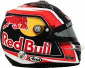 2017 Daniil Kvyat helmet