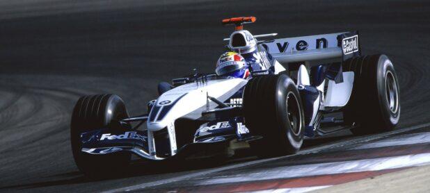 Williams FW27 VS BMW M5 - Fifth Gear