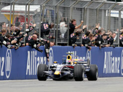 Results 2007 Formula 1 Grand Prix of Europe