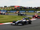 Kazuki Nakajima, Williams FW31, 2009 British F1 GP