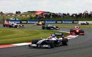 Nico Rosberg, Williams FW28 Cosworth US F1 GP 2006