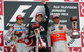 Results 2009 Formula 1 Grand Prix of Japan