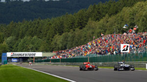 Results 2010 Formula 1 Grand Prix of Belgium